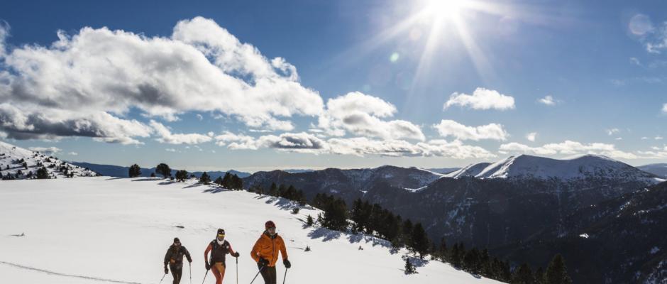 Ski Nordique Andorre