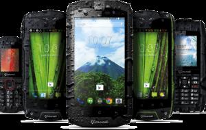 CROSSCALL les smartphones de l'XTREME
