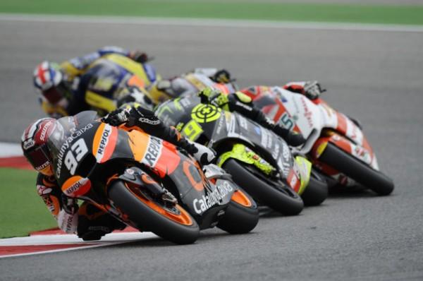 Marquez Misano moto2