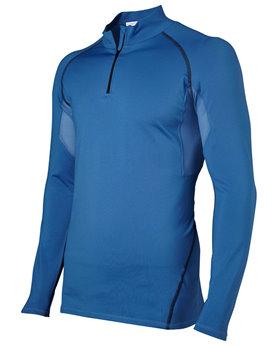 Damart Sport - Tee-shirt Homme col zippé Thermolactylélasthanne. - Google Chrome 23012012 145354