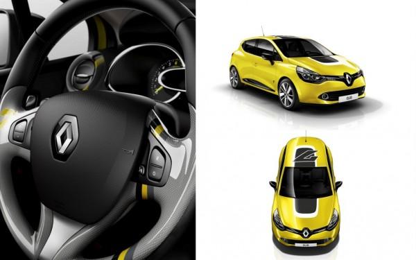 Personnalisation de la Renault Clio 4